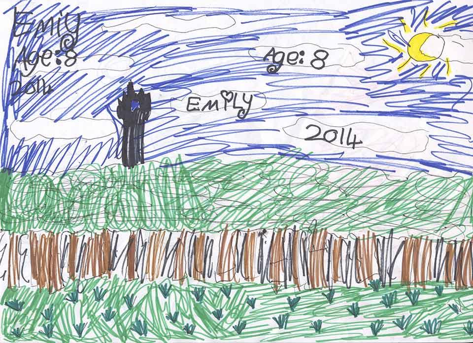 Emily Age 8