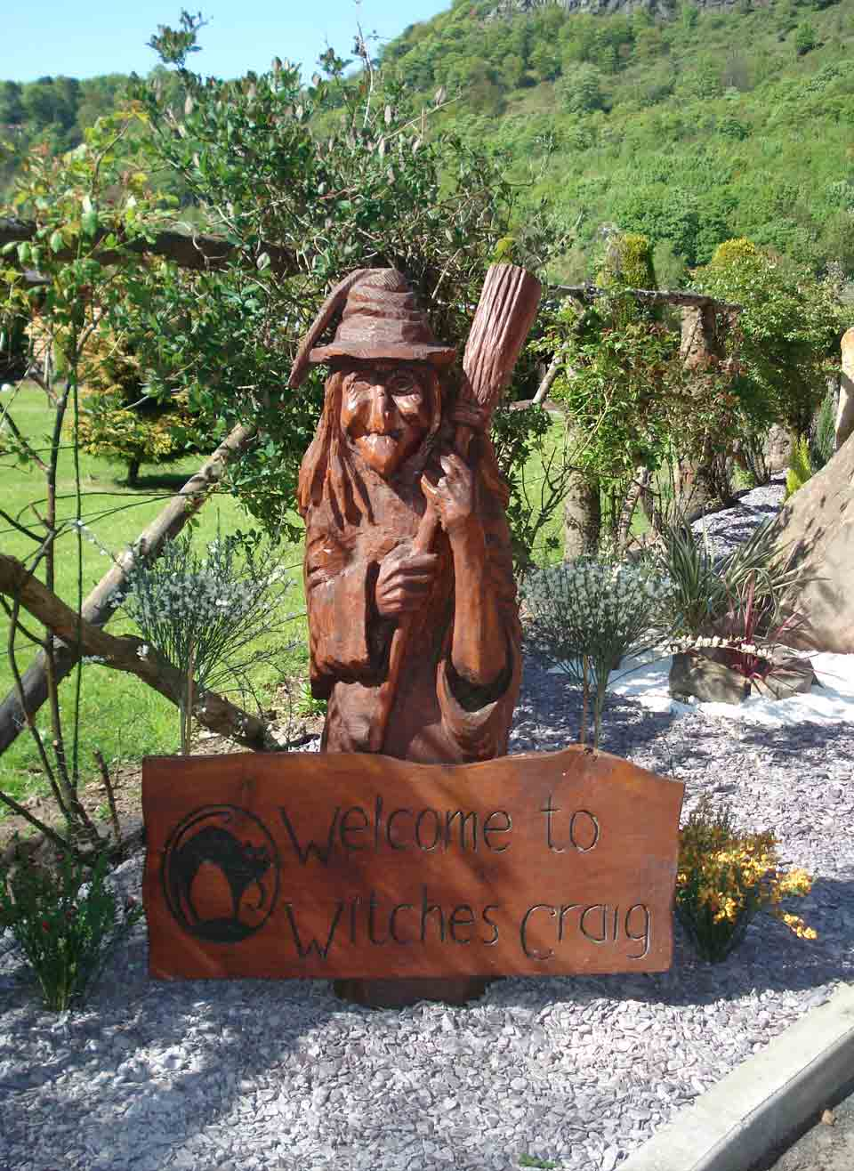 Witchescraig Witch
