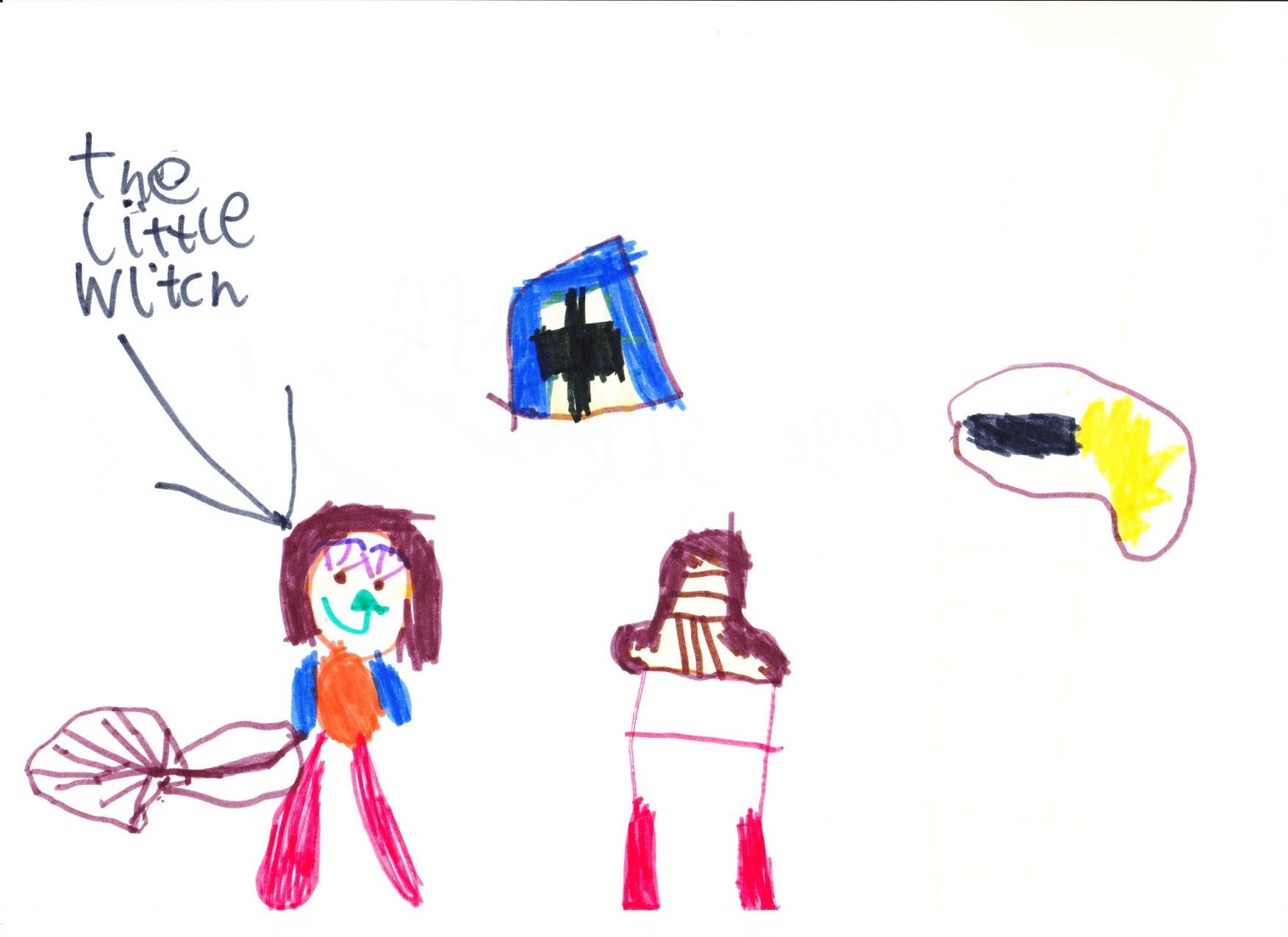 Chloe McGiff, Age 6