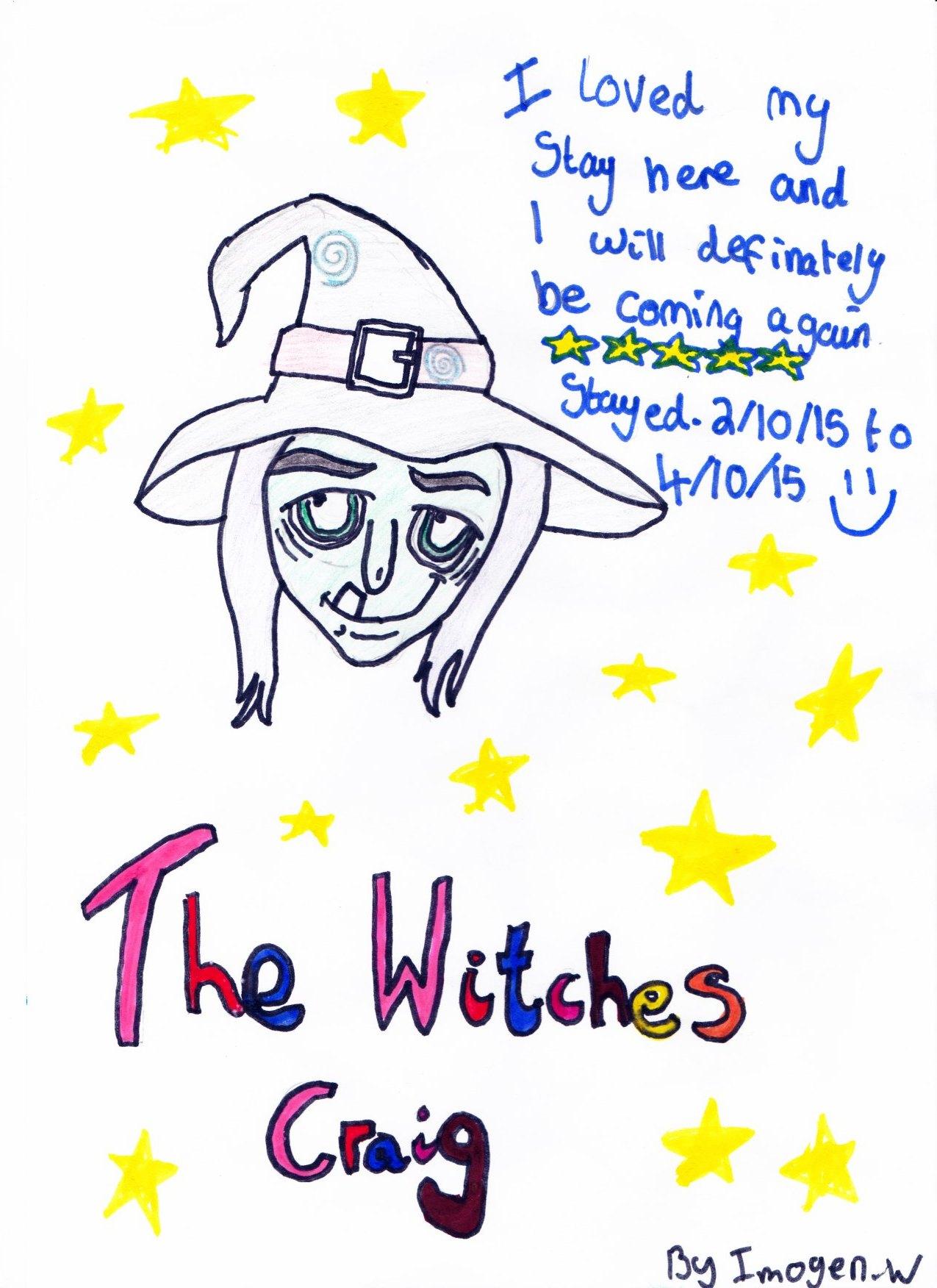 Imogen Webb Age 11